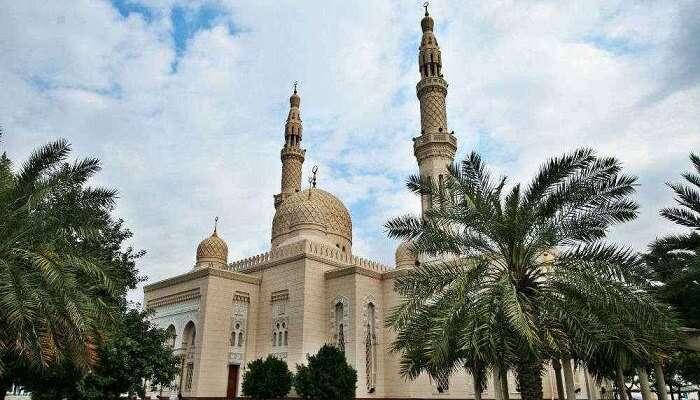 Dubai Jumeirah Mosque now