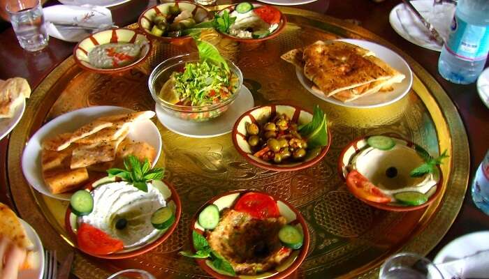 Dubai Cuisine