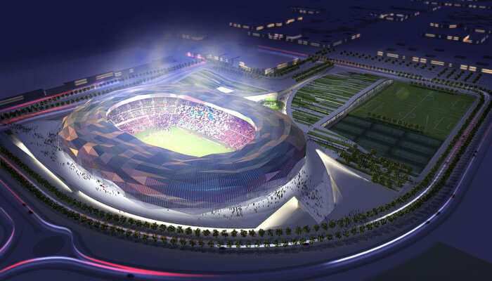 Education City Stadium KB6592 FIFA