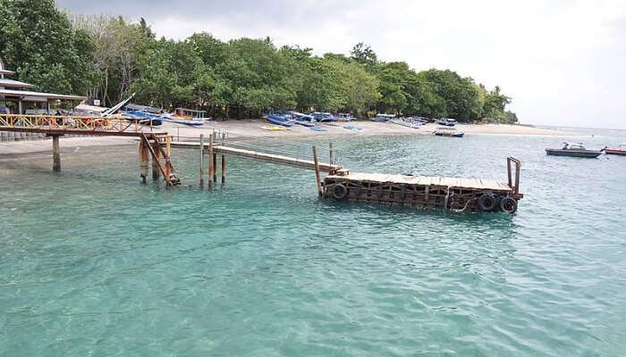 Gili Islands View