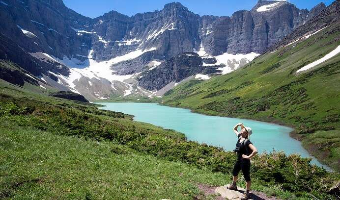 Glacier National Parkc