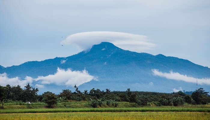 Gunung-Jerai-Mountains