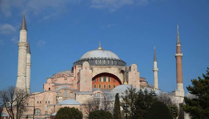 Hagia Sophia Museum View