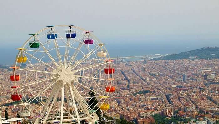 Hang Out In Barcelona
