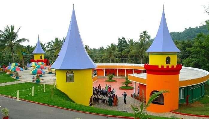 Happyland Water Theme & Amusement Park