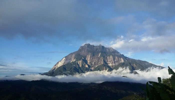 Hike The Mount Kinabalu