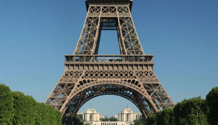Historical Monuments In Paris