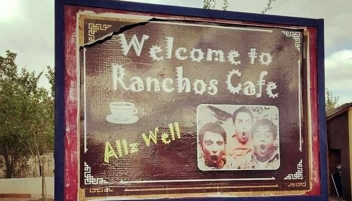 Ranchos Cafe
