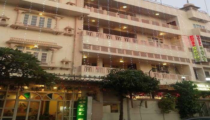 Hotel Savoy View