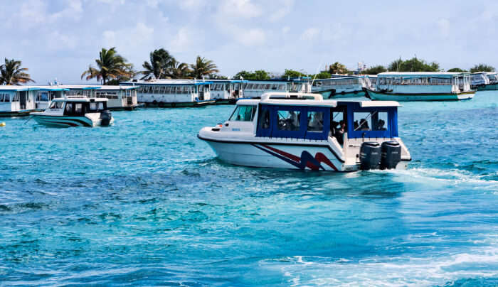 How To Get Around Maldives