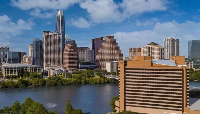 Hyatt Regency Austin View