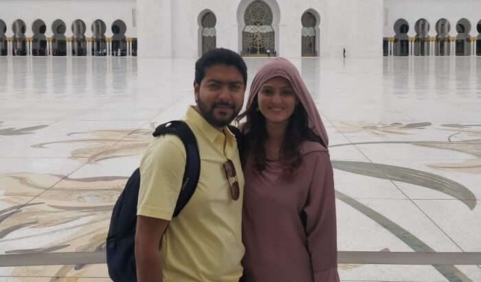 visited the Grand Mosque was an amazing experience