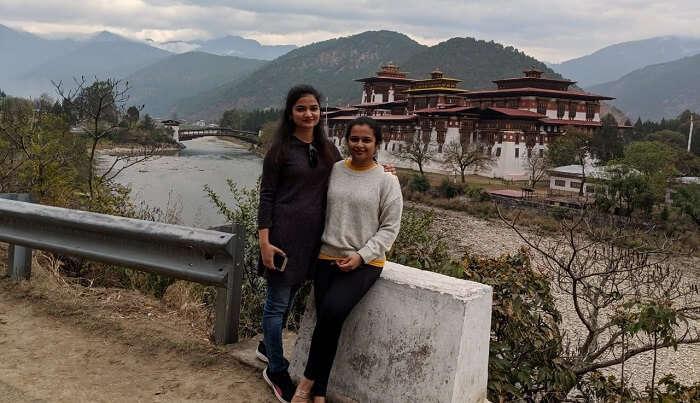 cover - Anupama Bhutan trip