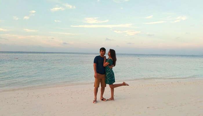 perfect romantic vacation