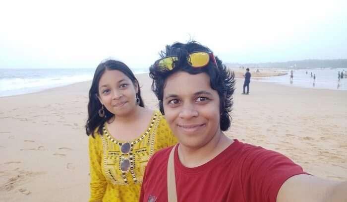 enjoy at the beach