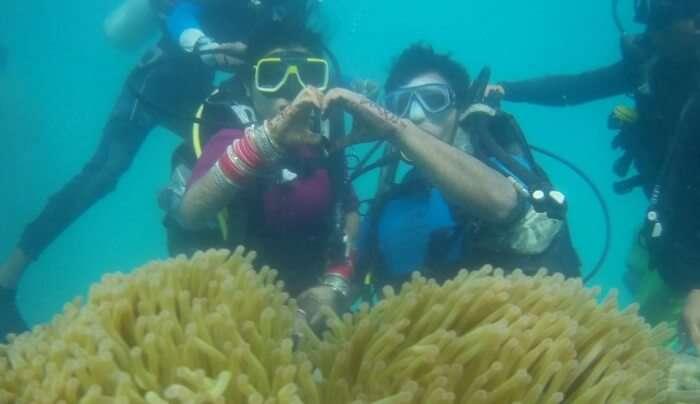 fantastic scuba diving experience fantastic scuba diving experience