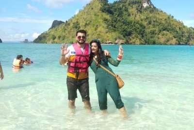 cover - Nishant Thailand Trip