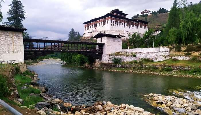 greatest Dzong in Bhutan