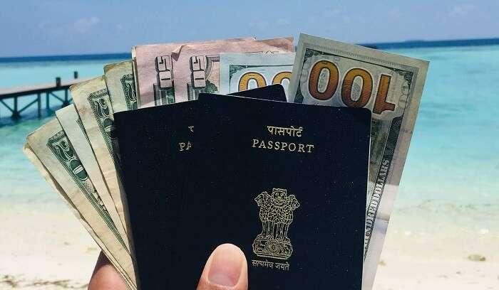 essential needs for international trip
