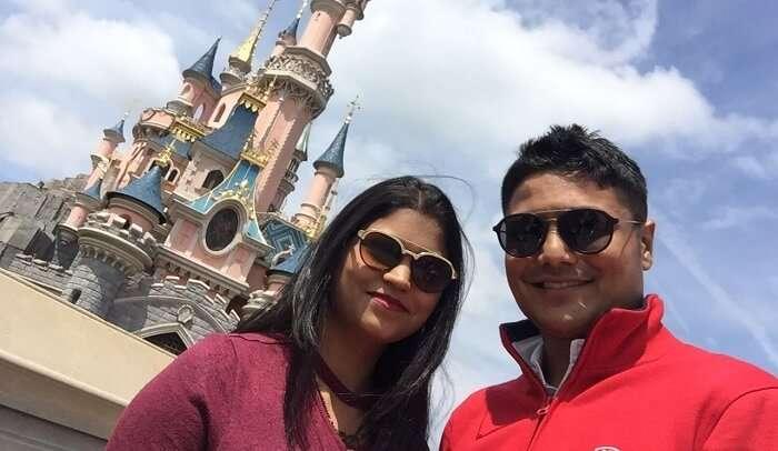 loved to explore the Disneyland