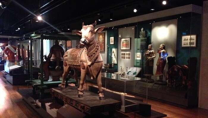 Indian Heritage Centre singapore