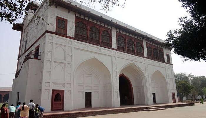 Indian War Memorial Museum