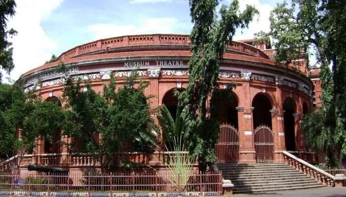 Jawaharlal Nehru Indoor Stadium, Chennai