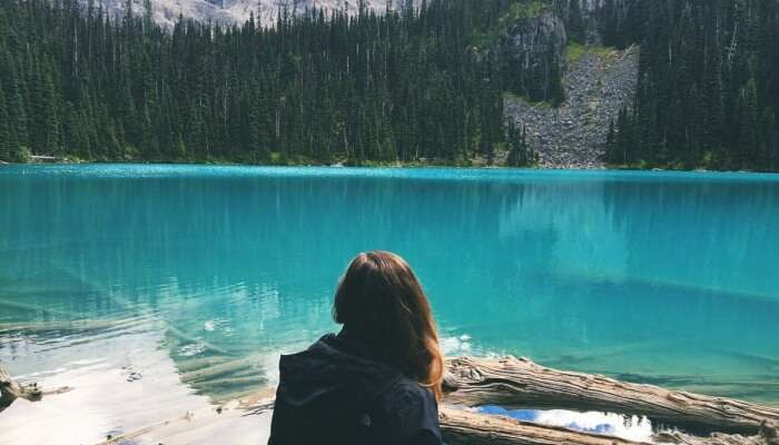 Joffre Lakes In Vancouver