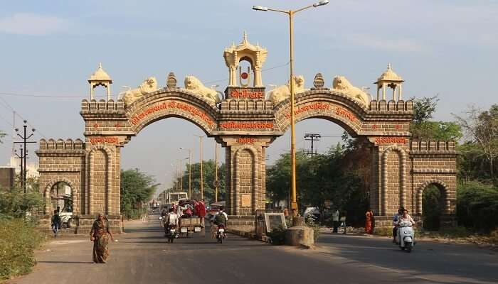 Junagarh Gate in Somnath