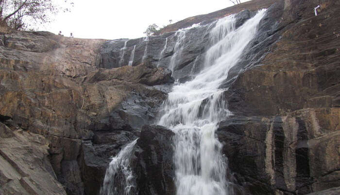 Kanthanpara Waterfalls
