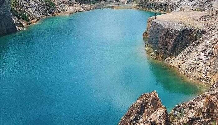 Kemaman Blue Lake