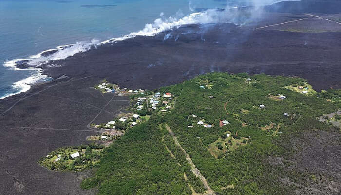 Kilauea Beach