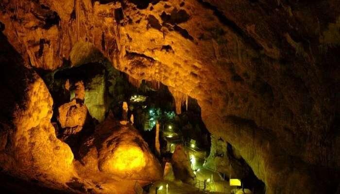 Kizilelma Cave