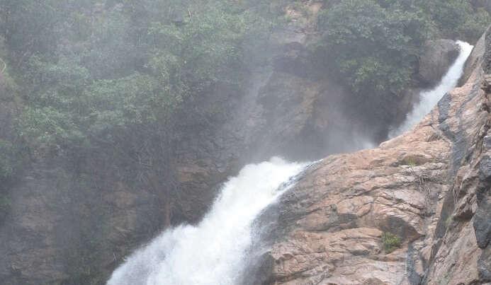 Koosalli Waterfall