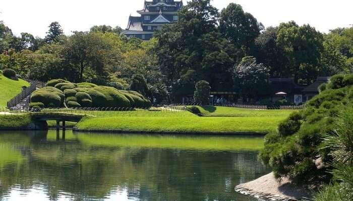 Koraku-En In Japan