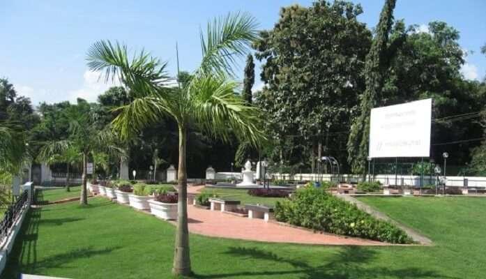 Kowdiar Park