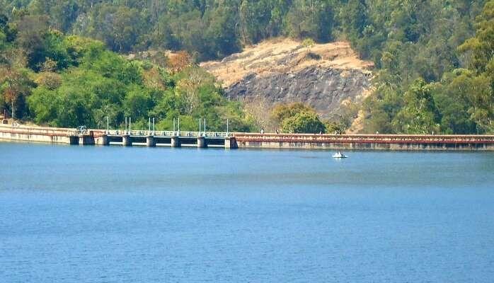 Kundala Dam & Lake