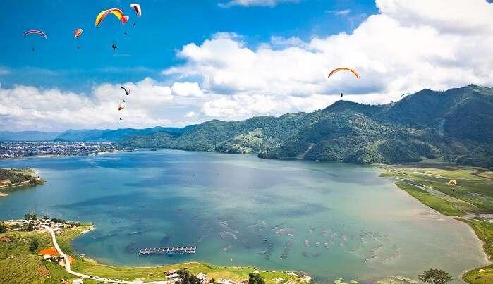Lake Fava