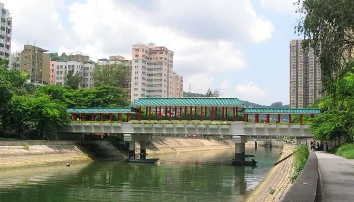 Lam Tsuen River