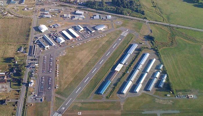 Langley Regional Airport
