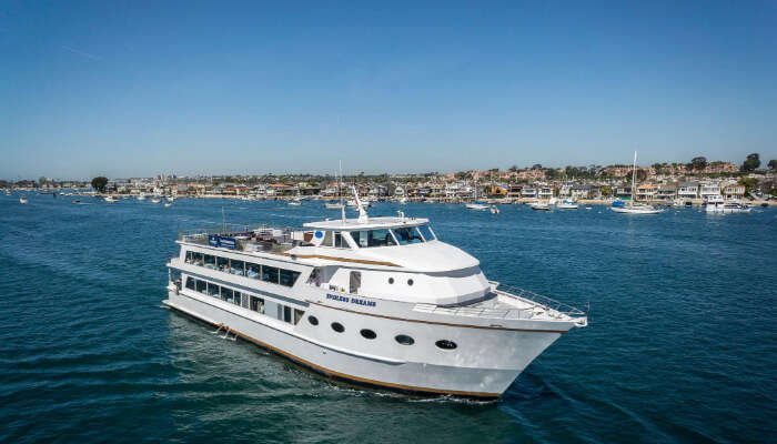 Los Angeles Champagne Brunch Cruise
