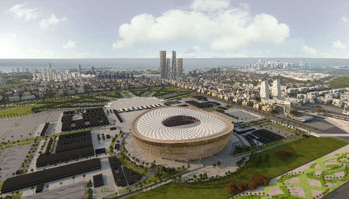 Lusail Stadium KB6592 FIFA