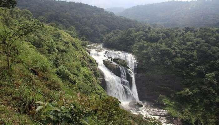 Mallalli Falls In Coorg