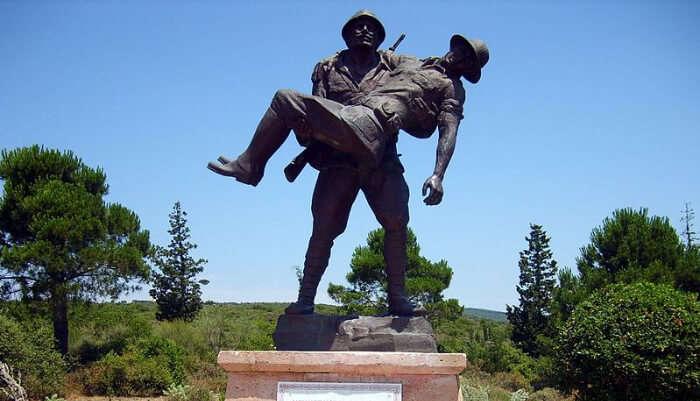 Mehmetçik Monument