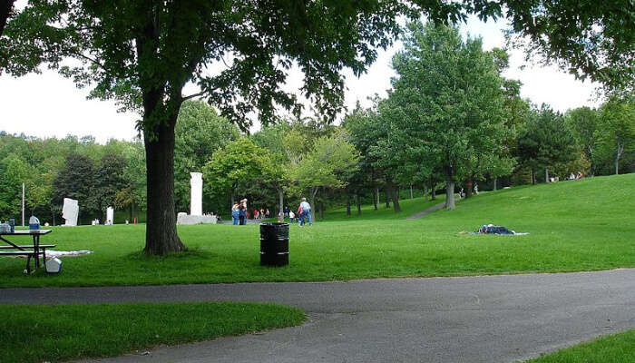 Mont-Royal Park