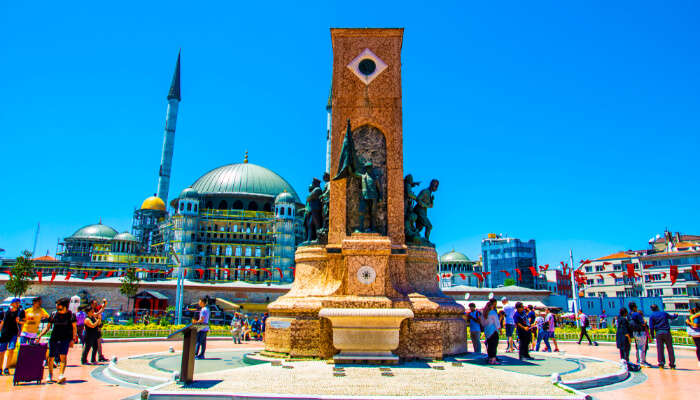 Monuments In Turkey