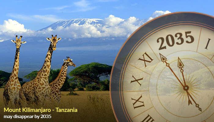 Mount Kilimanjaro - Tanzania