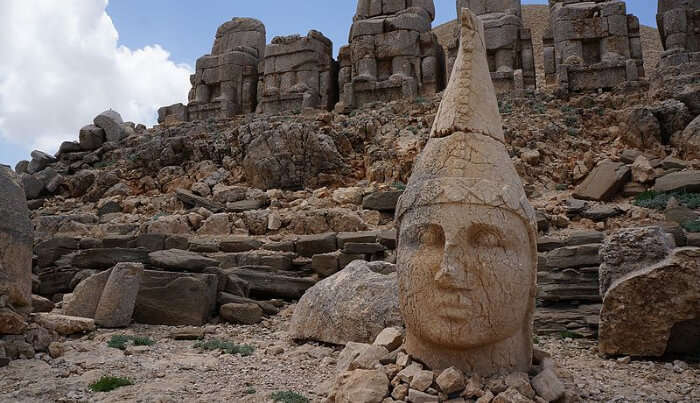 Mount Nemrut Hiking