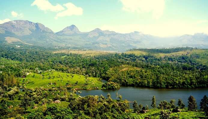 Munnar Weather In December