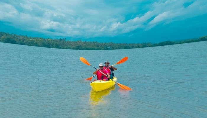 Paddlesport Activities